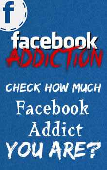 A Best Way to Check Your Facebook Addiction for Free. Click Here to Check Your Facebook Addiction