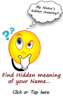 Find Hidden Meaning of Your Name - FB Fun App
