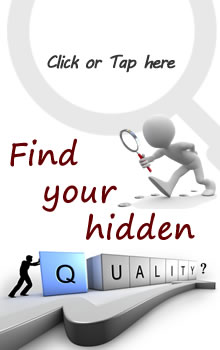 Find the Hidden Qualities in You - FB Fun App