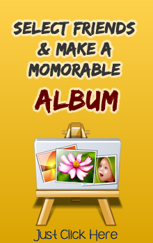 Create a Lovely Photo Album With Your Friends - FB Fun App