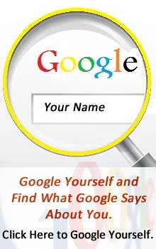 Google Yourself and Check What Google Knows About You - FB Fun App