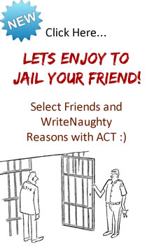 Jail Your Friend, Just For Fun - FB Fun App