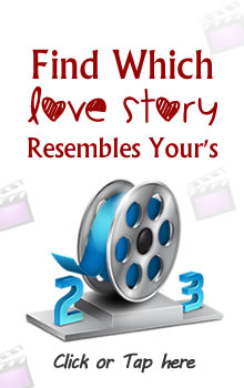 Know Which Love Story Resembles Your Love Story - FB Fun App