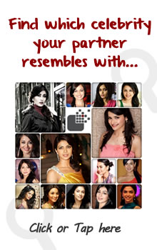 Which Celebrity Your Partner Will Resemble - FB Fun App