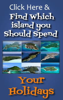 This test does not take long and still gives you a good approximation of your true that the island you should spend holidays